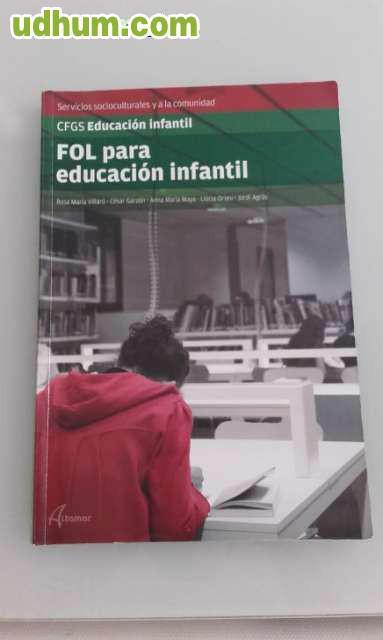 Libros fp superior educaci n infantil