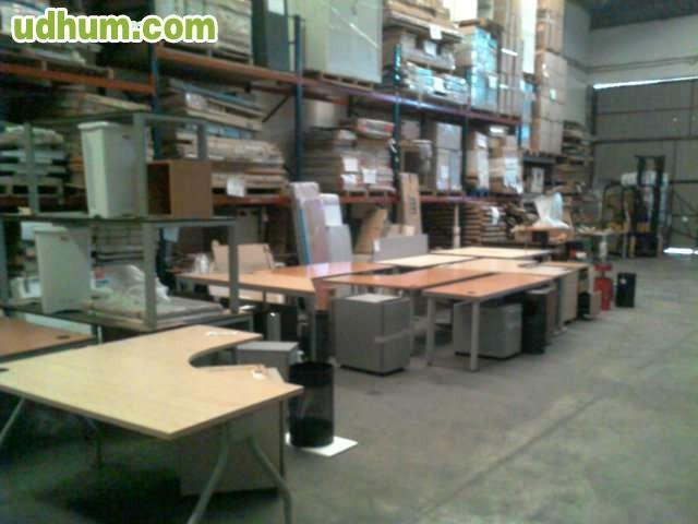 Liquidacion almacen muebles de oficina 2 for Muebles de oficina oviedo