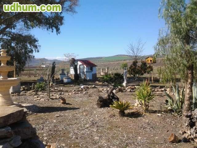 Vendo estupenda casa de campo de madera for Vendo casa madera