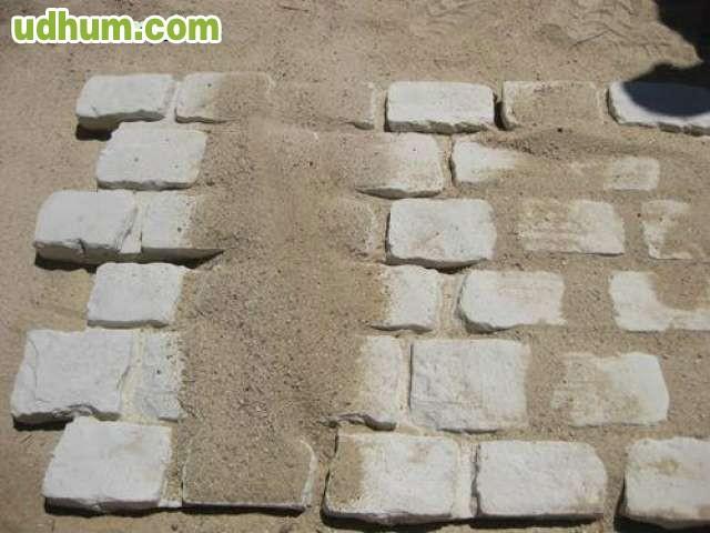 Material de construcci n piedra adoqu n - Adoquin de piedra ...