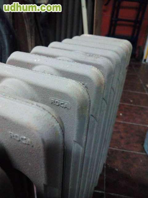 Radiadores roca hierro fundido nuevos for Radiadores roca modelos