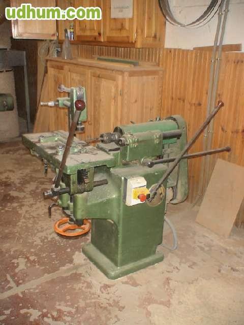 Taladro escoplear carpinteria de madera - Taladro de la madera ...