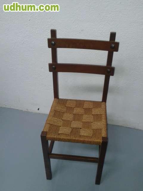 Mesas y sillas de segunda mano for Sillas de jardin segunda mano