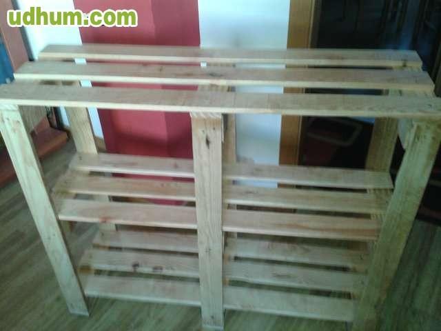 Se hacen muebles en palet for Sillones que se hacen cama