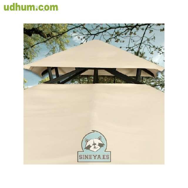 Mod carpa pabell n de metal 3x3 metros for Alfombras 3x3 metros