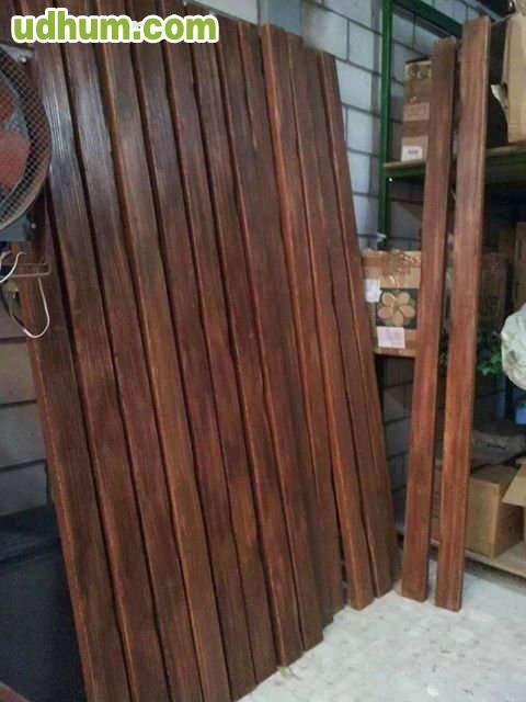Vigas y paneles imitacion a madera - Paneles imitacion madera ...
