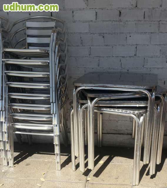 Oferta de mesas y sillas de terraza 1 for Oferta mobiliario terraza