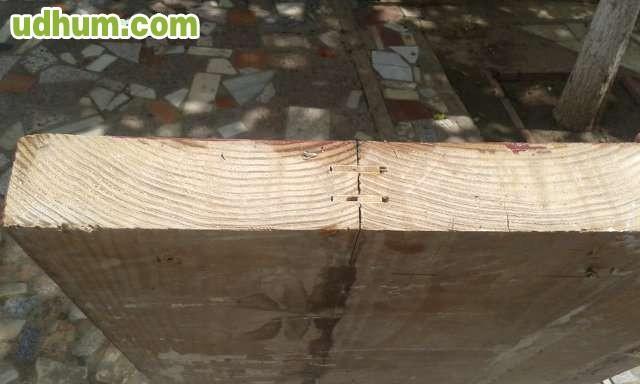 Barra bar madera maciza 268x254 for Bar madera sevilla