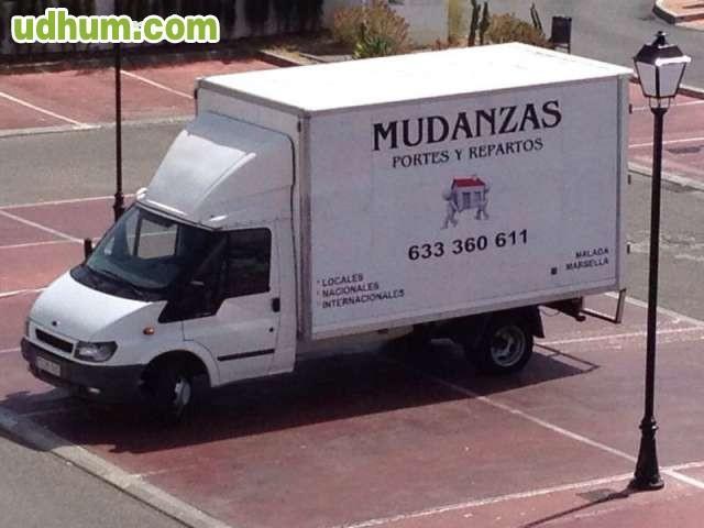 Mudanzas y portes 52 for Vaciado de pisos gratis madrid
