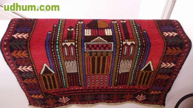 Alfombras oriental de lana for Alfombra 3x4