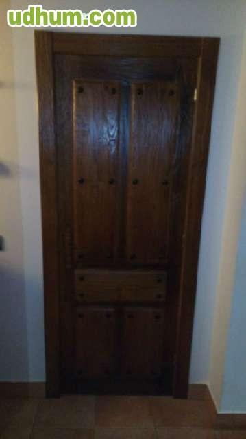 Puerta rustica de interior - Puerta rustica interior ...