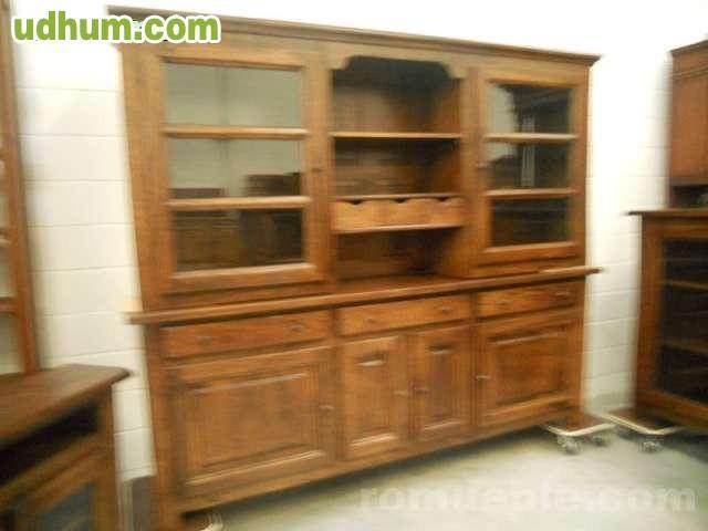 Sillas mesas alacenas sofas rusticos - Muebles rusticos asturias ...