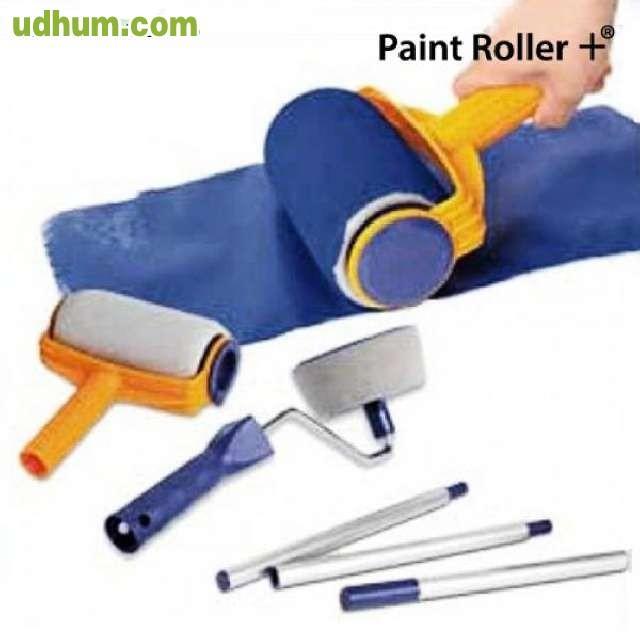 rodillo pintura paint roller plus 3. Black Bedroom Furniture Sets. Home Design Ideas