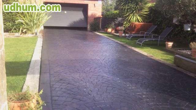 Pavimento de hormigon impreso 105 for Pavimento de hormigon tarragona
