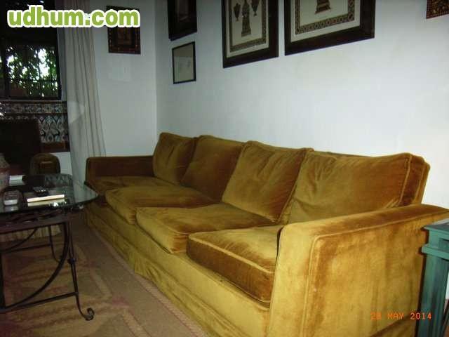 Tresillo sofa de gran calidad plumon - Sofas galerias del tresillo ...