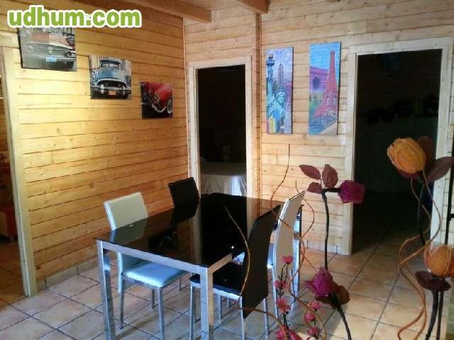 Casa de madera de segunda mano for Casas de madera segunda mano