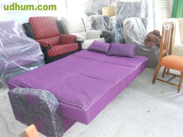 Magnifico sofa cama libro desnfundable - Sofas cama libro ...