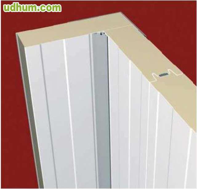 Panel frigorifico 80 mm 1 - Casas de panel sandwich de segunda mano ...