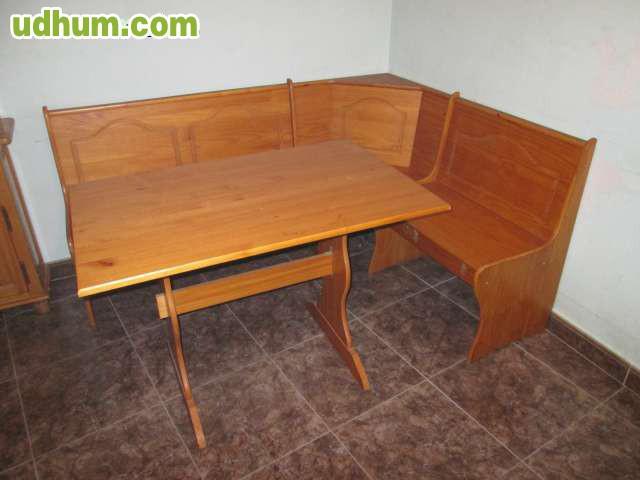 Vendo muebles por mudanza 1 for Banco rinconera comedor