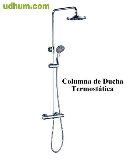 Columnas de ducha termostaticas for Columnas de ducha