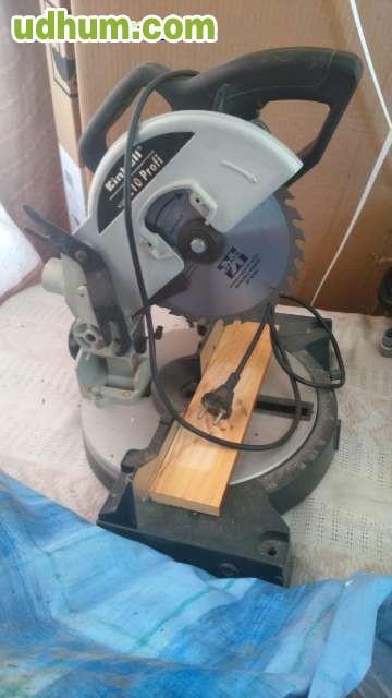 Se vende sierra de cortar angulos for Sierra de cortar