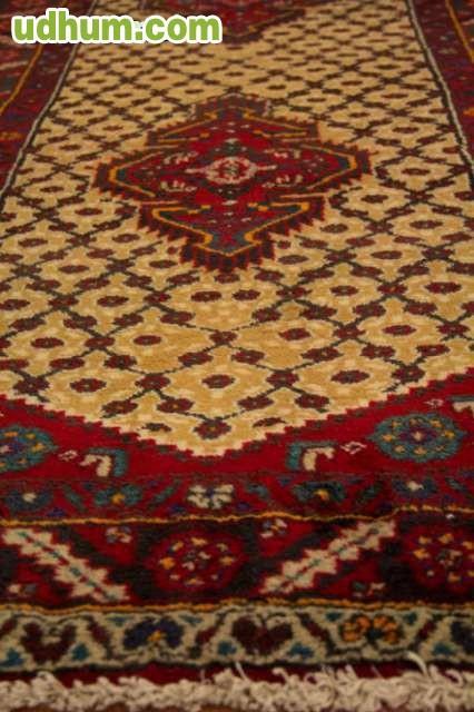 Maravillosa alfombra persa pasillera - Limpieza de alfombras persas ...