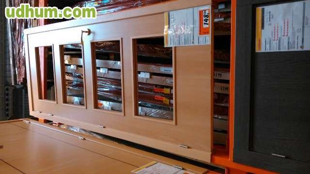 Carpinteria y construcion for Montar muebles de cocina