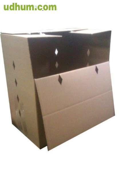 Cajas de cart n para almacenaje for Cajas carton almacenaje