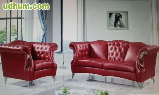 Sofas para recepcion de oficinas for Sofa tipo chester