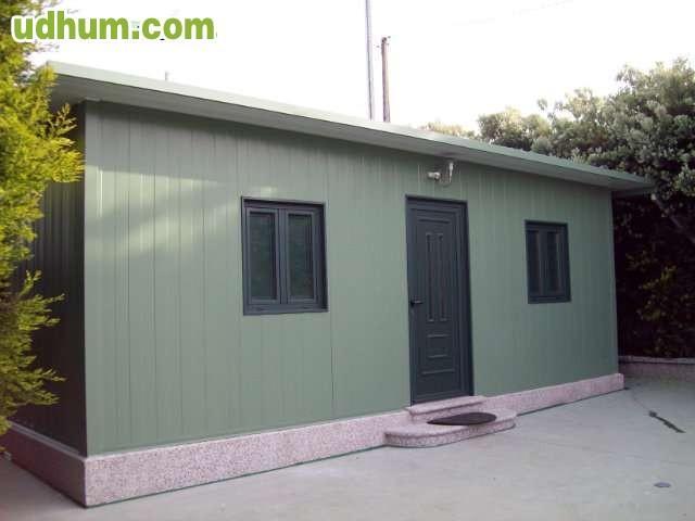 Tejados y fachadas 33 - Casas de panel sandwich ...