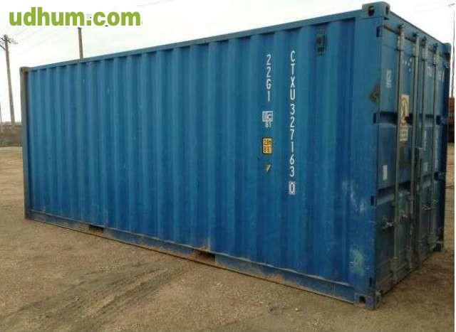 Contenedor maritimo 20 pies 6 metros 1 - Precio contenedor maritimo ...