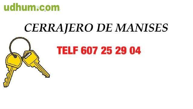 Telf 607 25 29 04 cerrajero valencia 24h 1 - Cerrajeros 24h valencia ...