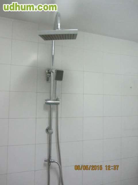 Combinado de ducha cuadrado - Combinados de ducha ...