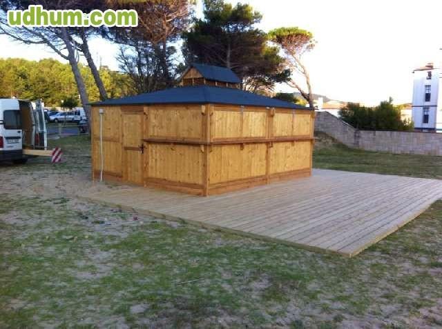 Casetas de madera 1 - Casetas de madera a medida ...