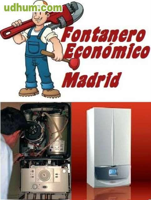 Fontanero madrid reparo calderas - Fontanero alcobendas ...