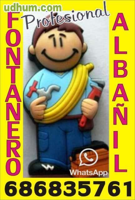Fontanero alba il profesional madrid - Trabajo albanil madrid ...