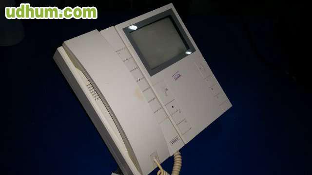 Monitor videoportero tegui m460 for Videoportero tegui precio