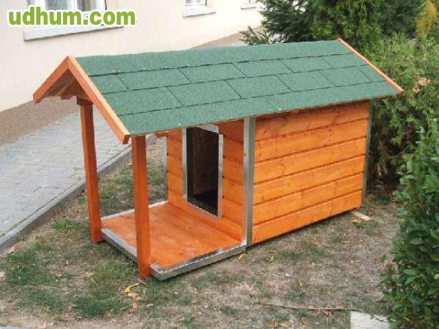 Fabricaci n de casetas para perros for Casetas para exterior baratas