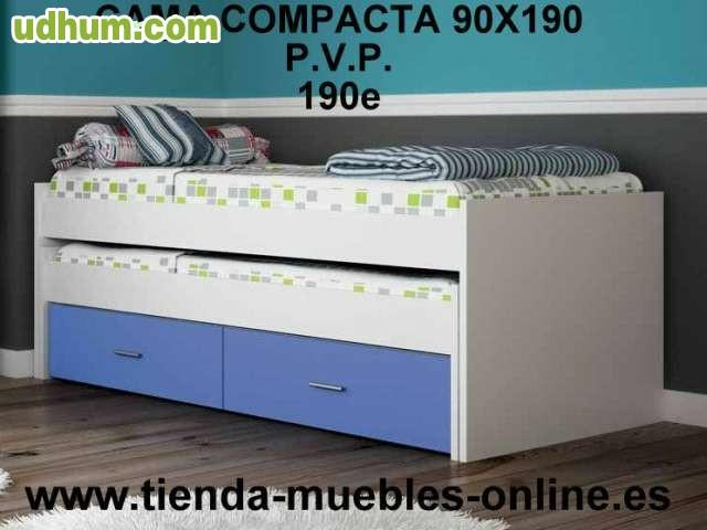 Muebles baratos for Tresillos economicos
