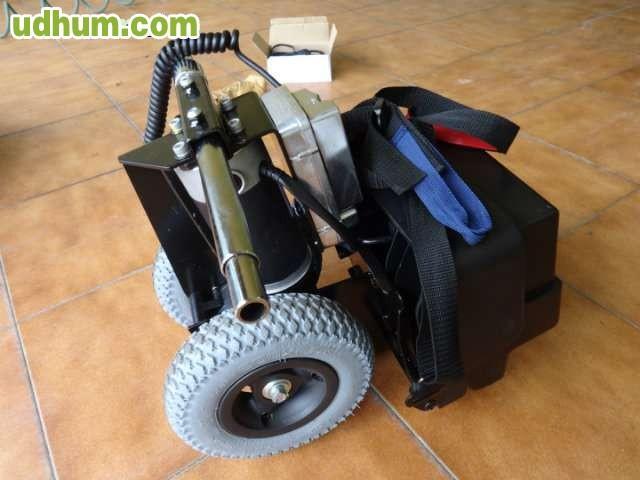 Silla de ruedas rea clematis con motor - Motor silla de ruedas ...