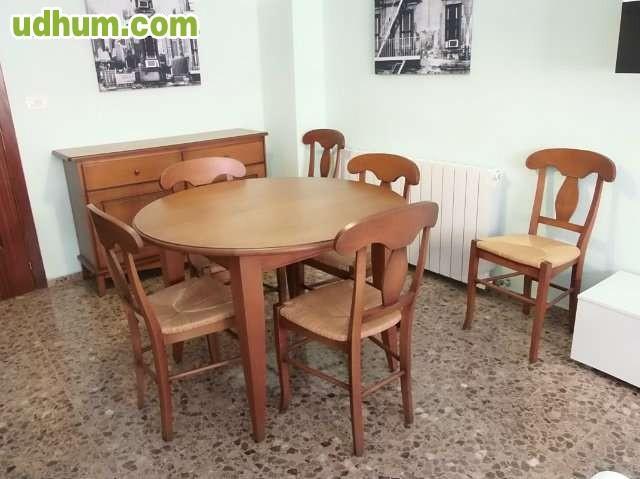 Conjunto muebles sal n for Conjunto muebles salon