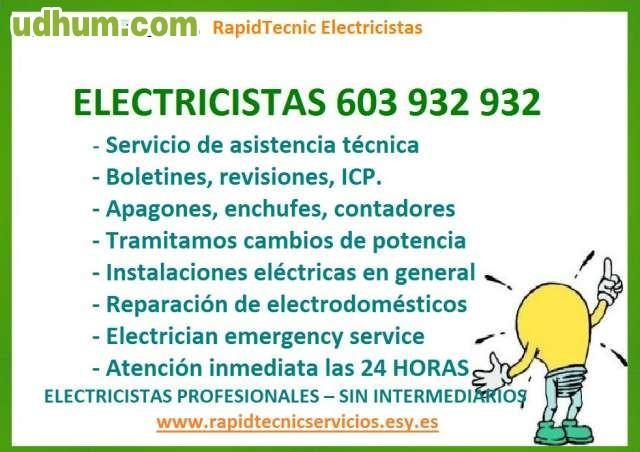 Electricistas vitoria 603 932 932 gastei - Electricistas en bilbao ...