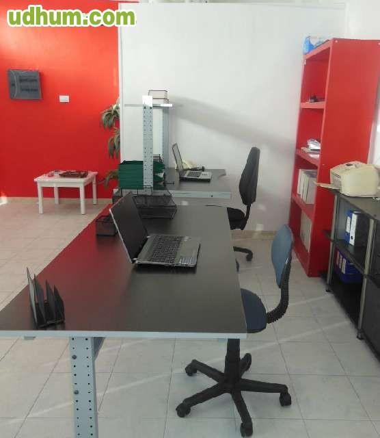 Alquiler oficinas amuebladas compartidas for Oficina de empleo fuengirola