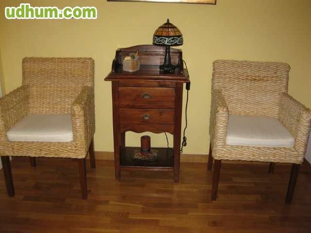 Mesa telefonera colonial - Banak importa alicante ...