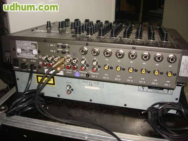 Mesa de mezclas fonestar sm 2100 for Mesa de mezclas fonestar