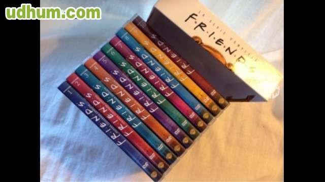 Friends colecci n completa en dvd for Coleccion friends