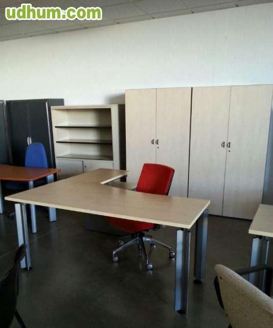 Mesas oficina ocasion c rdoba - Mobiliario oficina ocasion ...