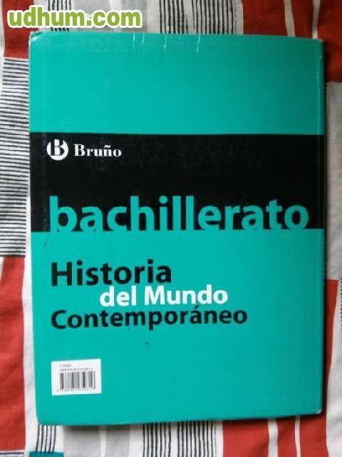 Historia del mundo contemporaneo bachill 1 for Caracteristicas del contemporaneo