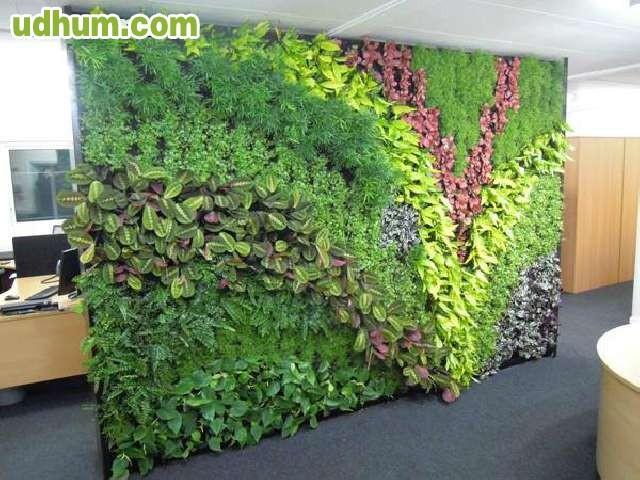 Jardinero profesional dise o en madrid for Busco jardinero