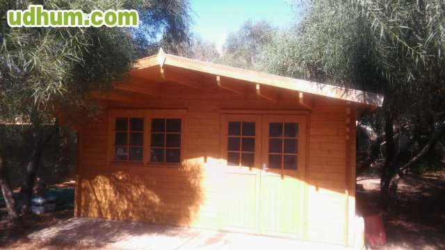 Casa madera prefabricada - Casa madera prefabricada ...